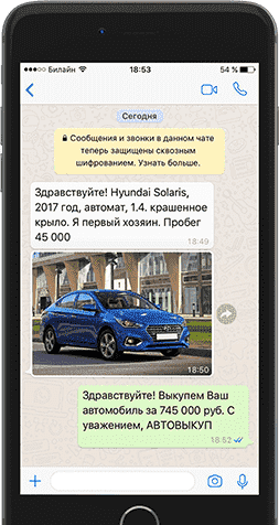 Быстро продать б/у автомобиль в Краснодаре